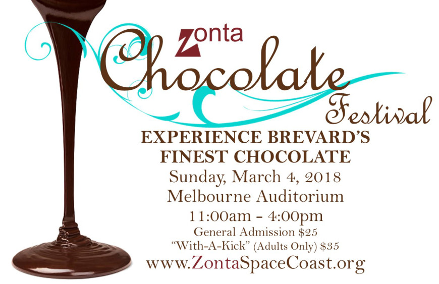 2018 CHOCOLATE FESTIVAL – 3/4/2018 11:00pm – 4:00pm